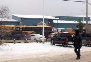 Canada, killer colpisce scuola