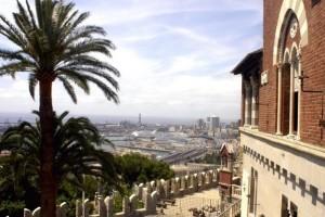 Genova - Cielo nuvoloso ma ancora poco smog