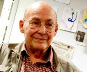 Nella foto, l'informatico Marvin Minsky