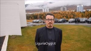 Giorgio Baruchello, professore genovese emigrato in Islanda