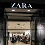 Zara cerca vetrinista per Liguria e Piemonte