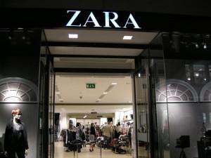 Zara cerca vetrinista