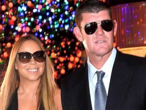 Mariah Carey e James Paker