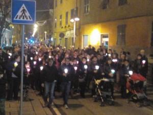 Immigrati in via Edera a Quezzi, oggi il comizio di Forza Nuova