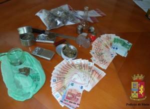 Arresti per droga a Chiavari