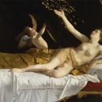 """Record per la """"Danae"""" di Orazio Gentileschi, il quadro è stato battuto ad oltre 30 milioni di dollari"""