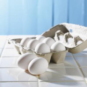 L'eco-plastica del futuro fatta coi gusci d'uovo