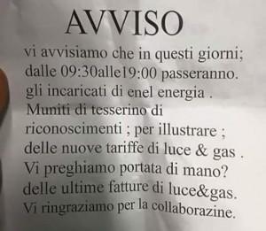 Allarme truffe a Genova