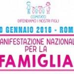 Family Day – Da Genova partiranno 14 pullman per Roma