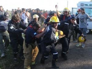 Incidente alla Dakar in Argentina, 10 feriti