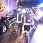 La Spezia – Grave incidente al raccordo autostradale, 8 feriti