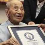 Giappone, è morto Yasutaro Koide, l'uomo più vecchio del mondo: aveva 112 anni