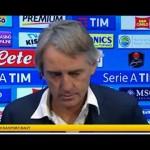 """Calcio – Scintille tra Mancini e Sarri, il tecnico nerazzurre ai microfoni di Raisport: """"Mi ha dato del frocio"""""""