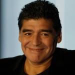 """Calcio – Maradona si congratula con il Napoli: """"Ora voglio lo scudetto"""""""
