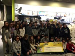 Scuola Rizzo Alessi premiata da McDonald's