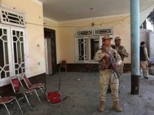 Attacco all'ospedale militare di Kabul