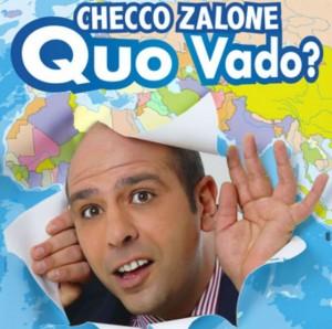 Quo Vado? di Checco Zalone fa incassi record