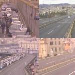 Genova, traffico in tilt per la protesta dei lavoratori dell'Ilva