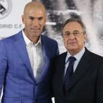 """Calcio – Real Madrid, Zinedine Zidane è il nuovo allenatore dei Blancos: """"Ci metterò il cuore"""""""