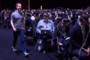 Zuckerberg al Mobile World Congress di Barcellona