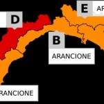 Meteo, prorogata l'allerta arancione su tutta la Liguria