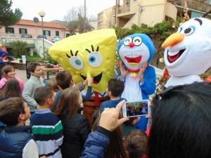 """Nella foto, uno scatto dell'edizione scorsa del """"W il Carnevale"""""""