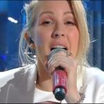 50 sfumature di grigio a Sanremo 2016 con Ellie Goulding