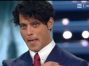 Sanremo 2016 - Garko: ho condotto, ora mi apprezzerete di più come attore