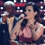 Sanremo 2016 – Laura Pausini, una stecca cantando sul palco dell'Ariston?