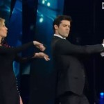 Sanremo 2016 – Roberto Bolle balla Vola di Lorella Cuccarini