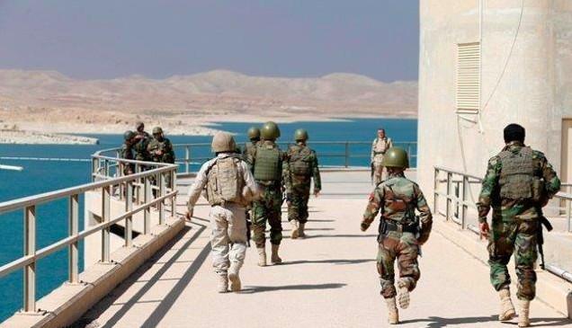 Iraq | italiana Trevi riparerà diga Mosul