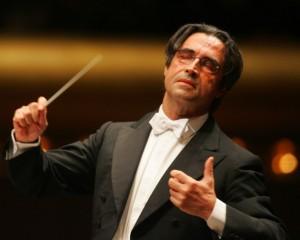 Nella foto, il direttore d'orchestra Riccardo Muti