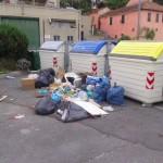 Imperia, aperto il nuovo centro di raccolta rifiuti in via Artallo
