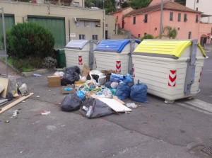 Imperia, aperto centro raccolta rifiuti in via Artallo