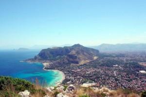 Nella foto, una foto di Palermo