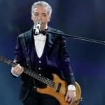 Sanremo 2016 – I Bluvertigo cantano Semplicemente