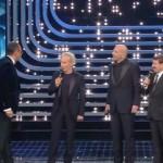 Sanremo 2016 – Aldo, Giovanni e Giacomo ripercorrono i loro 25 anni di carriera