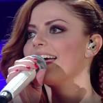 Sanremo 2016 – Sensualità e grinta con l'America di Annalisa