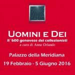 """Palazzo della Meridiana, parte oggi la mostra """"Uomini e Dei"""""""
