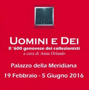 """Genova, inizia oggi la mostra """"Uomini e Dei"""""""