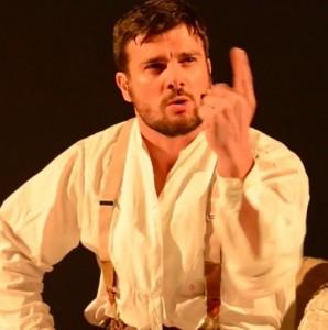 Nella foto, l'attore Pierre Lucat