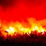 Roma, scontri tra Polizia e ultrà del Galatasaray. Due tifosi turchi arrestati