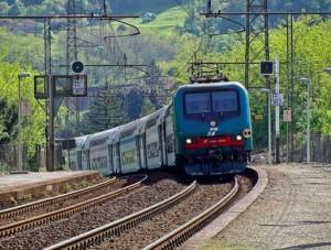 Blocco della circolazione ferroviaria sulla Torino - Genova