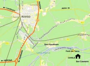 Rovigo, omicidio-suicidio a Fenil del Turco