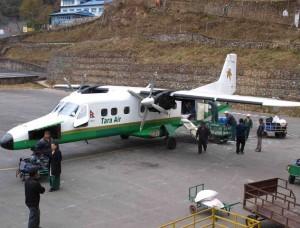 Aereo scomparso sull'Himalaya