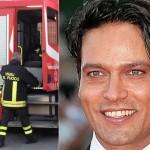Gabriel Garko in ospedale dopo esplosione nella villa di Sanremo