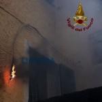 La Spezia – Brucia cavo elettrico, paura in via Benedicenti