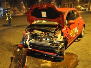 Grave incidente a Torino