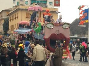 Molassana in festa per il Carnevale
