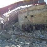 Siria, raid su ospedale: almeno 9 morti
